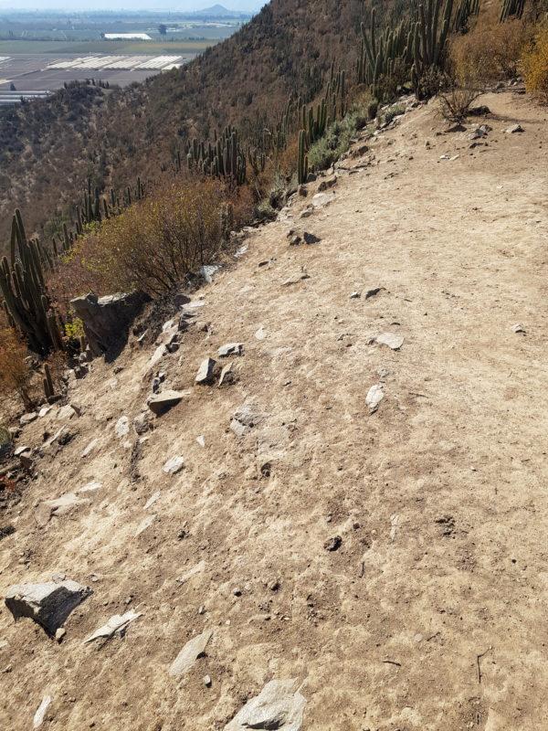 Pucará Inca del Cerro Grande de la Compañía