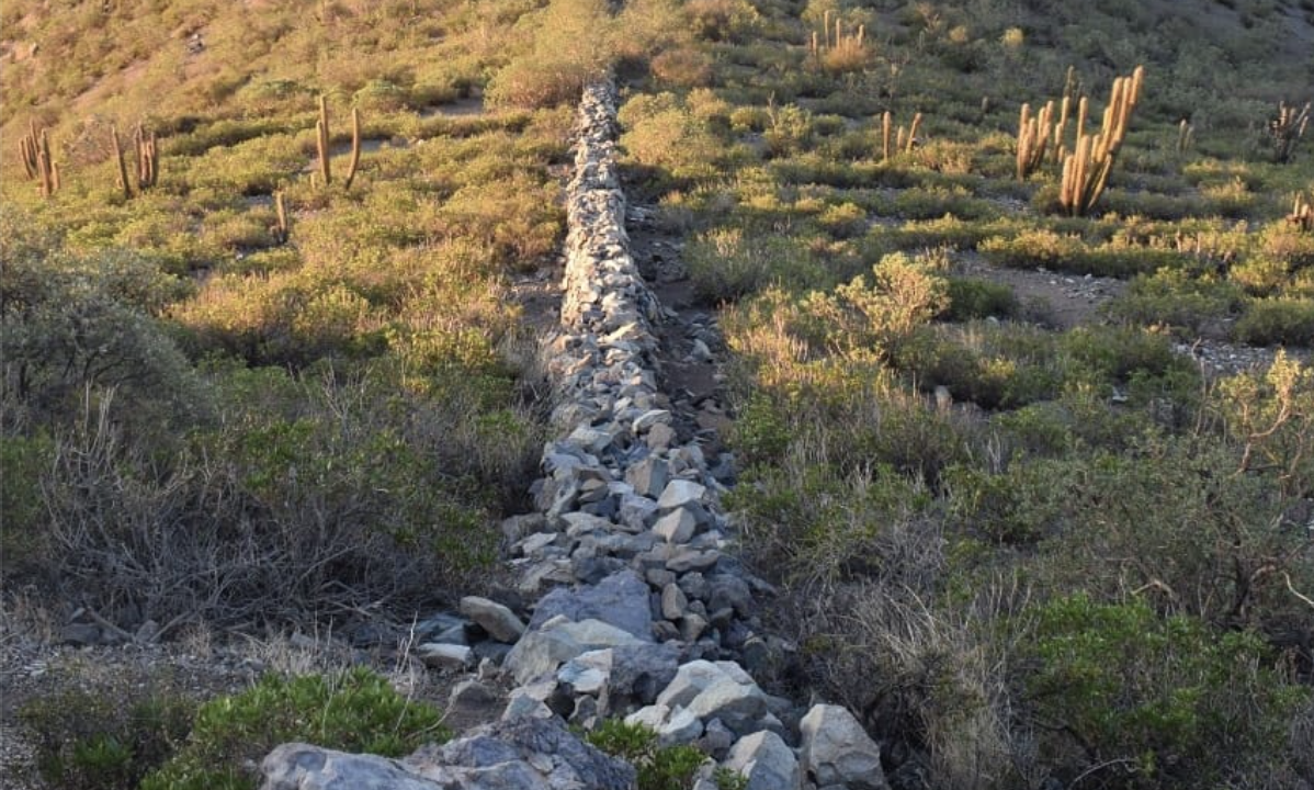 Complejo Arquitectónico Cerro Mercachas