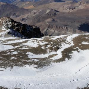 Enterratorio Cumbre Cerro el Plomo